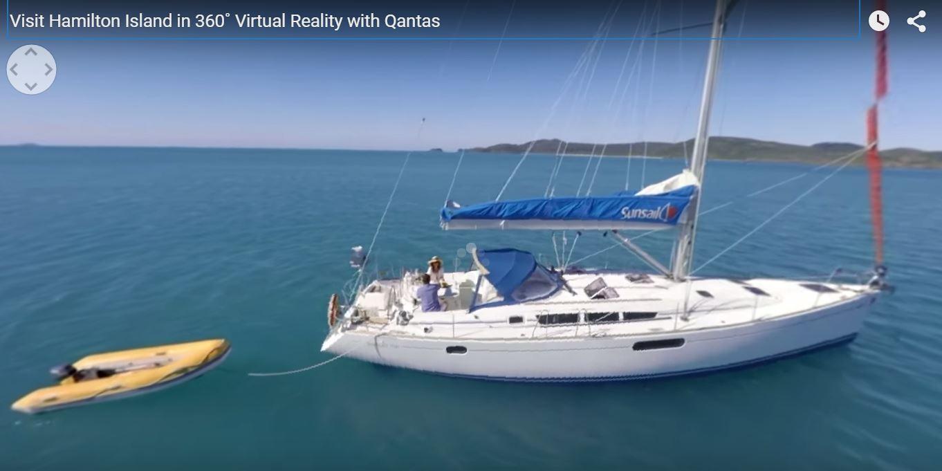 Promouvoir une destination avec un casque de réalité virtuelle