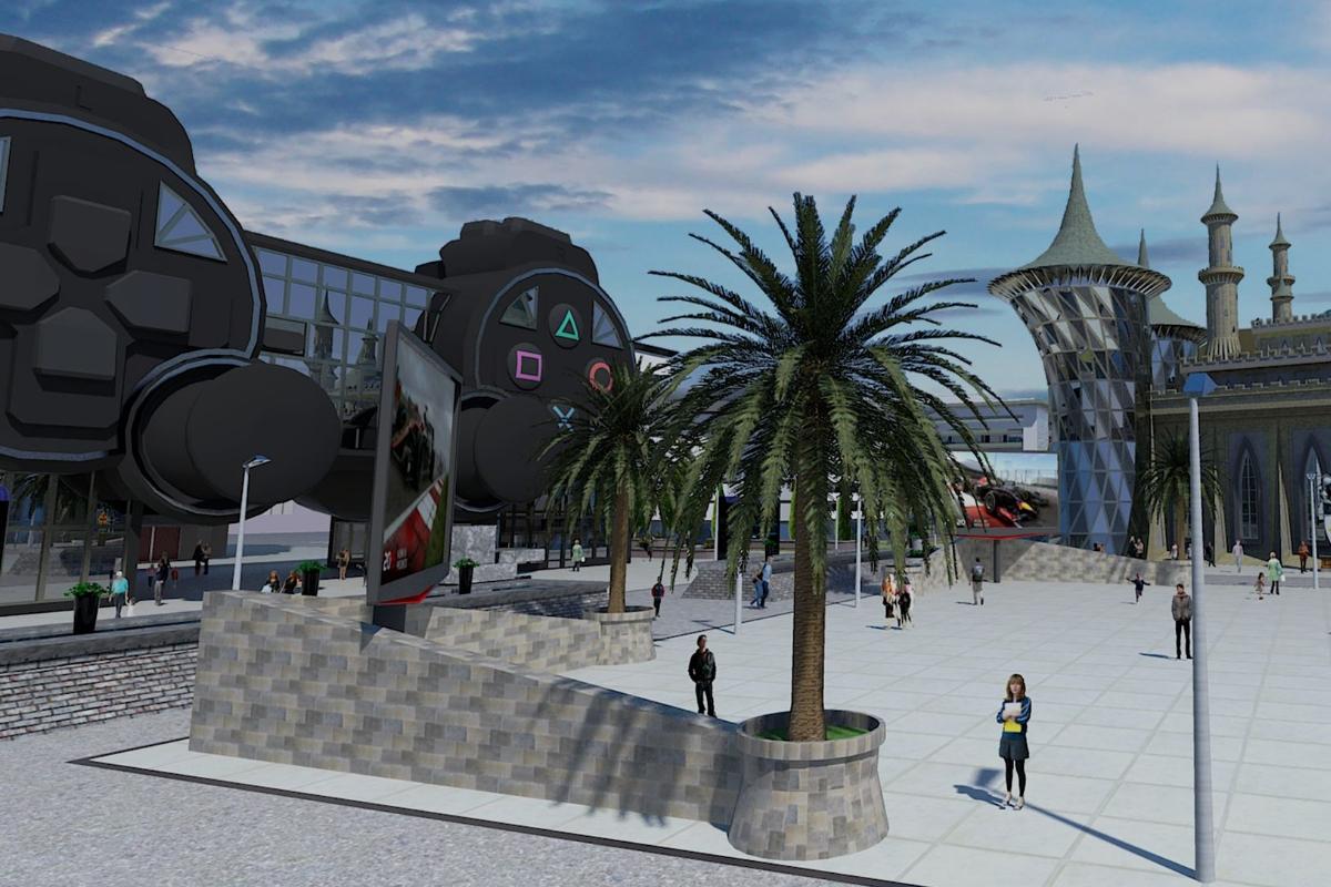 PJV2020 : création d'un parc dédié au jeu vidéo