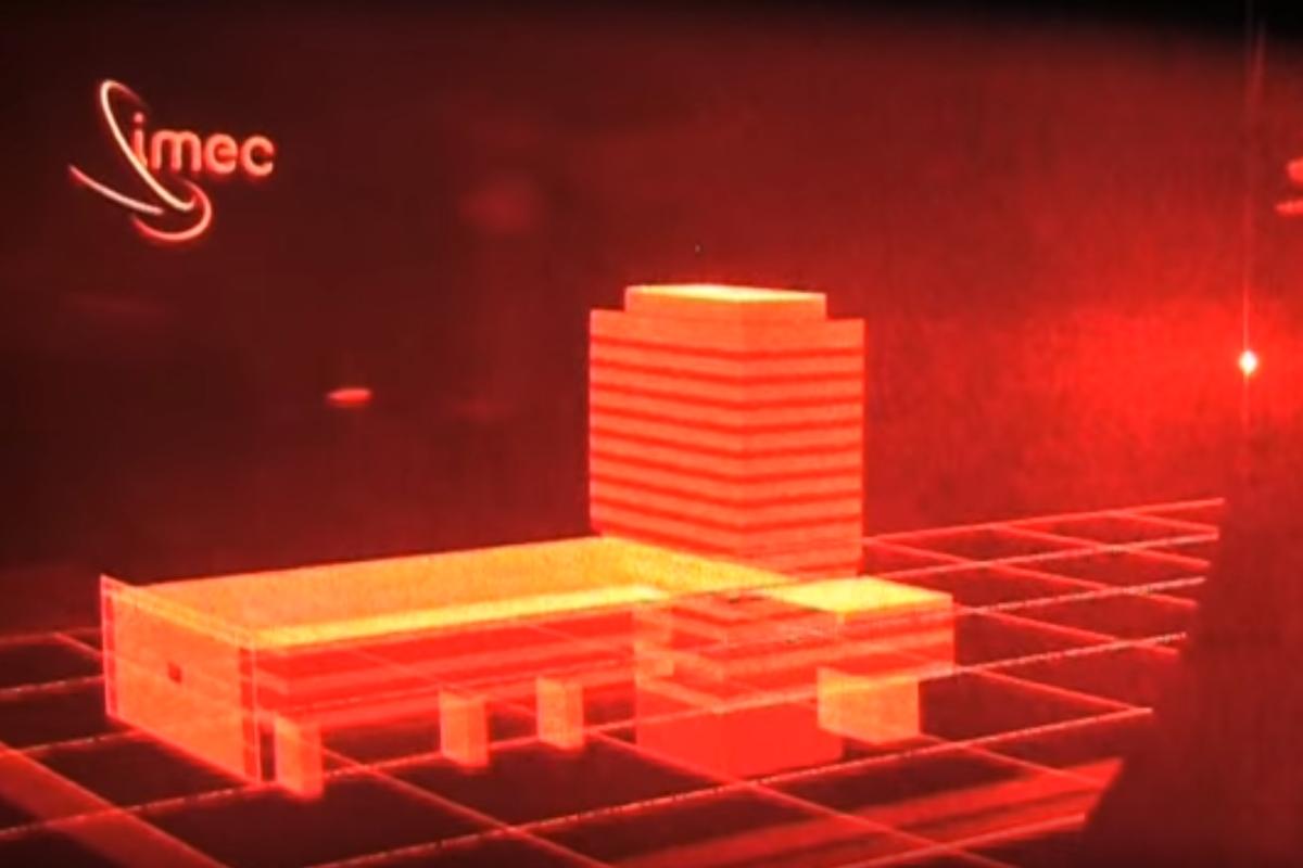 La télévision holographique à micro-pistons – Les Hologrammes (7/10)