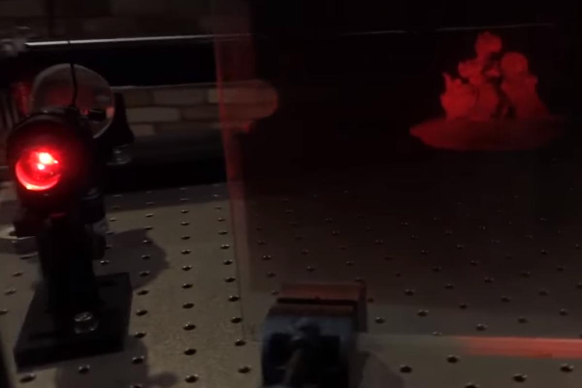 laser-hologram