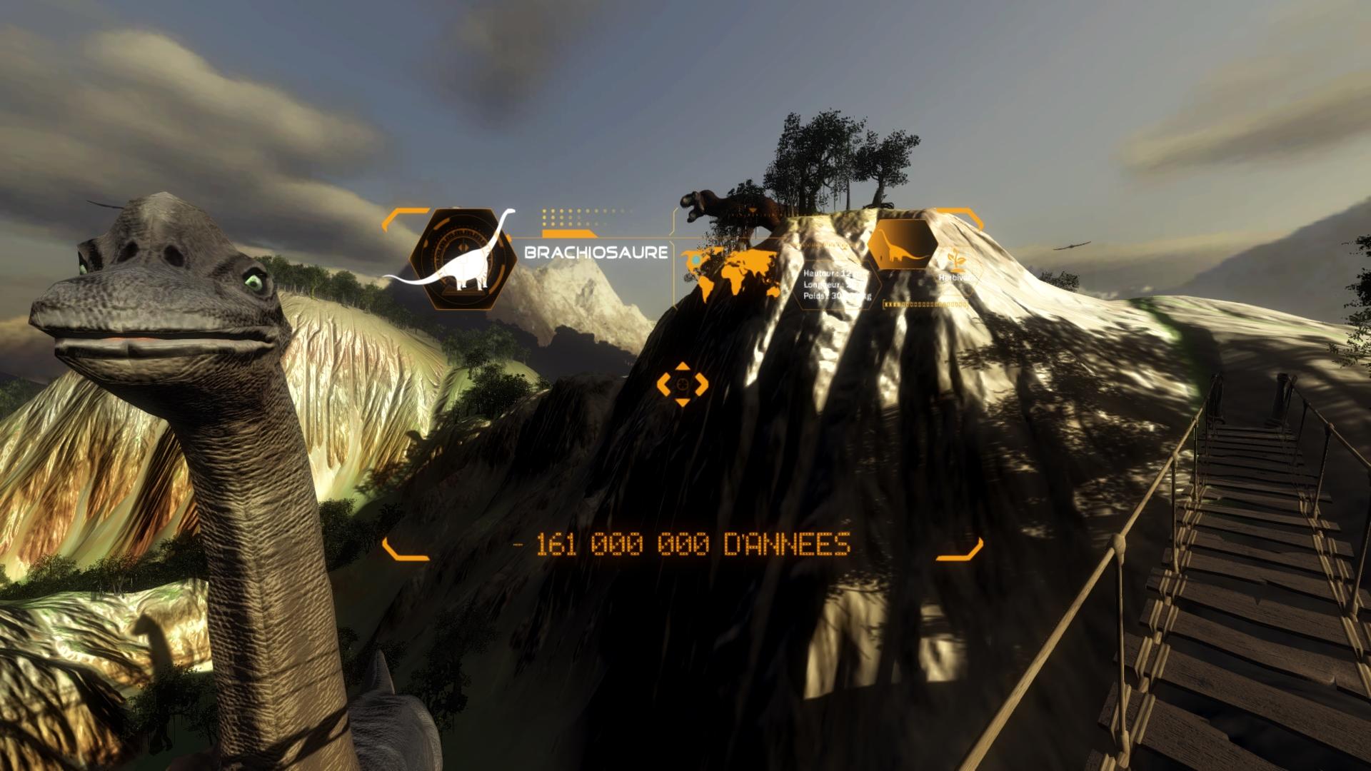paleopolis realite virtuelle casque